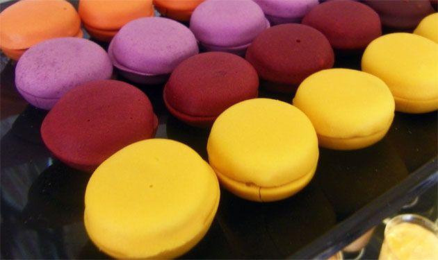 bombones macarrons La Casa del Chocolate