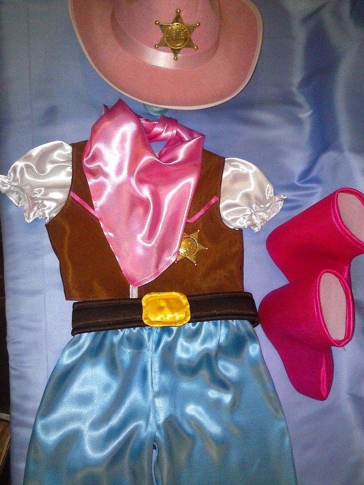Disfraz De Sheriff Callie - $ 450,00 en MercadoLibre