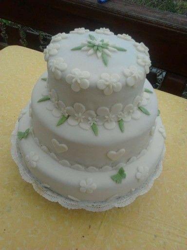 my parents' cake