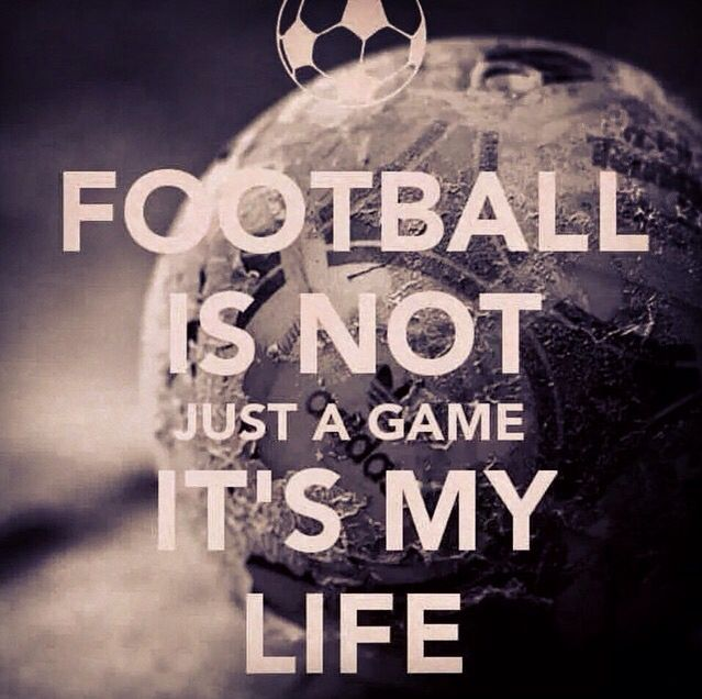 Football Is My Passion Quotes Piled Quotes Quotesgram
