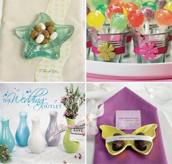 DIY Ideas For Wedding Favors