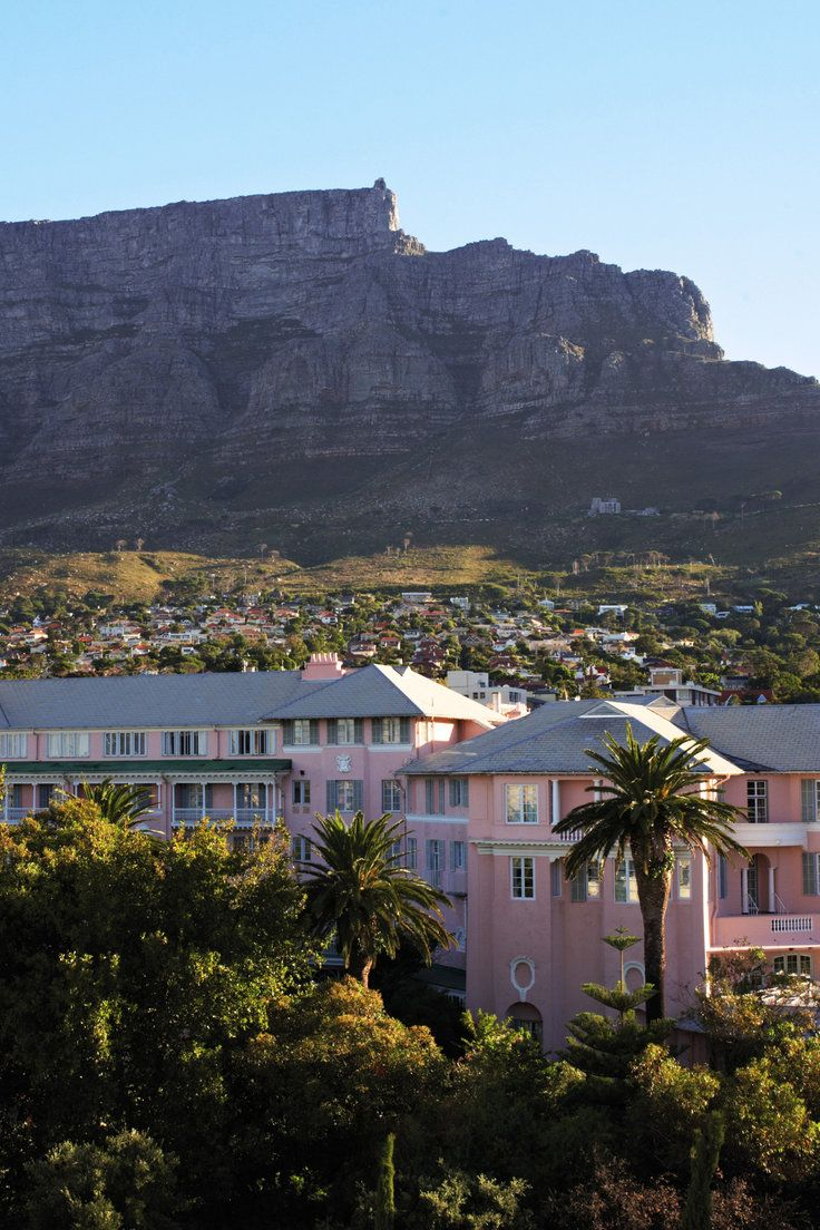 Belmond Mount Nelson Hotel - Cape Town, South Africa - In the shadow of Table Mountain, the Belmond Mount Nelson Hotel is a classic Cape Town retreat.