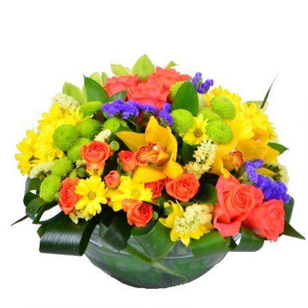 Он понравится тому, для кого Вы выберете этот эффектный цветочный подарок (к скромному семейному празднику, особой дате или просто так, по велению сердца) – будь это девочка-подросток, молодая девушка, опытная и строгая женщина-руководитель …