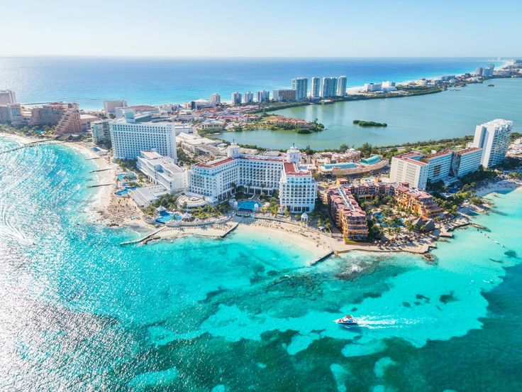 Why we love it: Sneak in a bargain getaway to Cancún in November, and you'll hack the pricing structure: rates at hotels remain low, thanks to hurricane season, but storms rarely hit here (Wilma's arrival in 2005 was a rare exception). Meanwhile, the weather can be impressively sunny with daytime highs in the 80s; pack a sweater just in case, as the occasional norte or cold front can bring brief but bracing winds. Once here, indulge in some shameless R