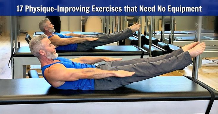 The No-Gym Workout: A Mat Exercise Program for Better Health