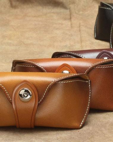 396364df1dbb Overview£º Design  Handmade Genuine Leather Wallet Short Leather Wallet  Slim Bifold Wallet Wristlet Bag For WomenIn Stock   Made to order (2-5  days)Include  ...