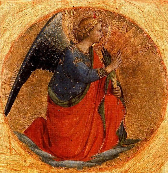 El Gótico de Guido di Pietro da Mugello, Fra Angelico