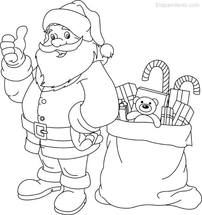 10 Dibujos De Navidad Para Imprimir Y Colorear Dibujos De Navidad Para Imprimir Paginas Para Colorear Dibujos De Navidad