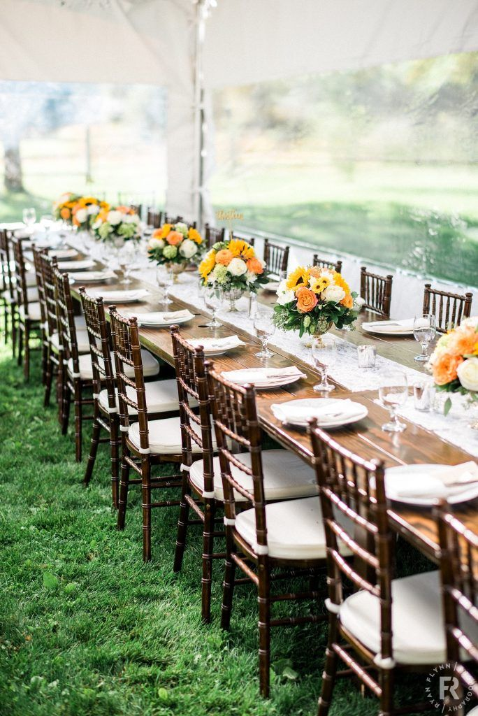 Barnwood Table Rentals By Seattle Farm Tables Photo By Ryan Flynn Photography Planner Pink Blossom Events Flowers By Fawn Farm Table Barn Wood Dark Table
