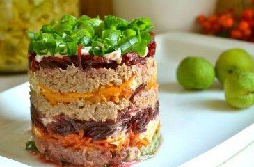 Салат из тунца консервированного и свежего. Рецепты вкусных салатов с тунцом с фото