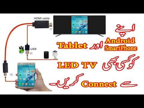 How To Connect Android Phone To Tv Via Usb Cable:  Free youtube rh:pinterest.com,Design