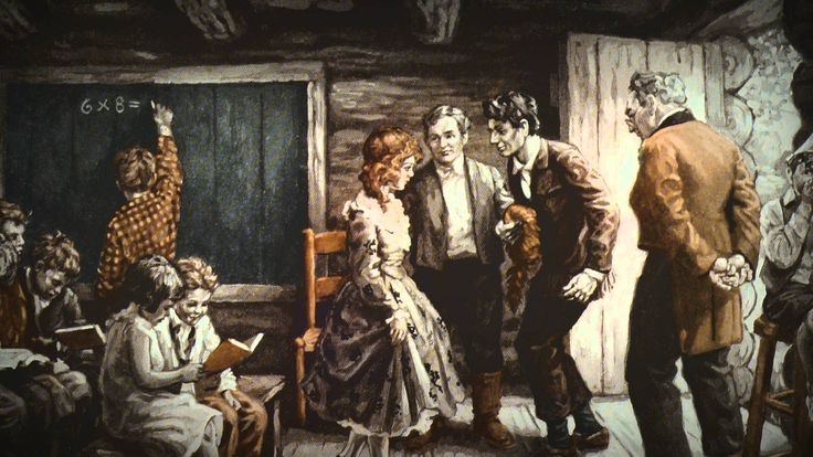 """Indiana Bicentennial Minute 06: Abraham Lincoln - """"There I grew up."""""""