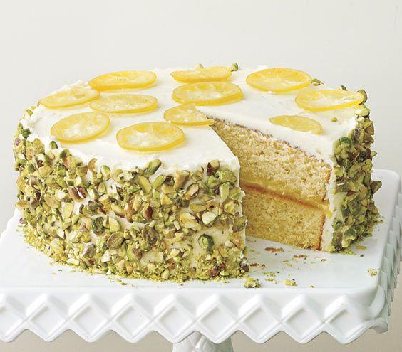 Luscious Lemon Desserts for Easter: Fun Recipes, Chocolates Cakes, Lemon Desert, Lemon Desserts Recipes, Gina Cinotto, Lemon Cakes Recipes, Caramel Frostings, Yellow Cakes, Cinotto Burrel