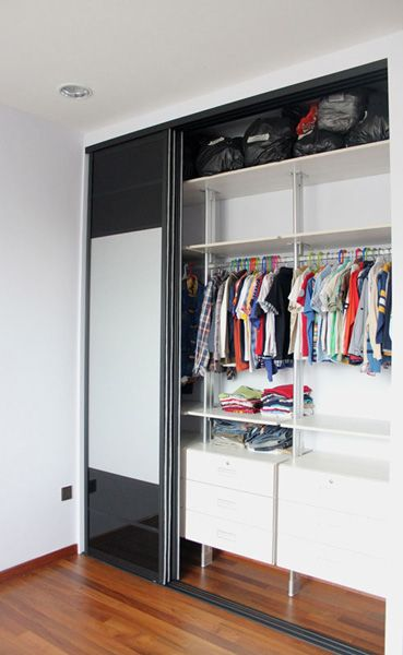 25 best ideas about wardrobe systems on pinterest ikea closet design ikea wardrobe closet - Walk in wardrobes diy ...