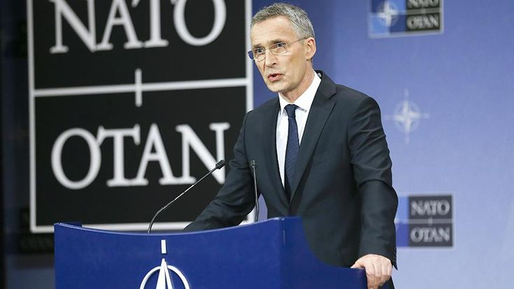 """RUSSIA – NATO Secretary General Jens Stoltenberg has put Russia on a par with such threats to world security as tension around North Korea and the Middle East crisis. """"Instability in the Middle East and North Africa, importunate Russia, North Korea's nuclear consolidation and..."""
