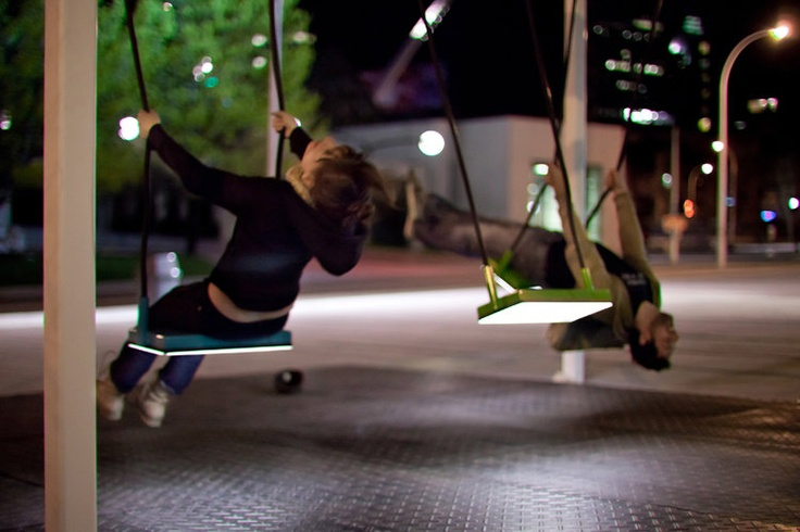 1 | Watch: A Musical Swingset Forms A 21-Piece Orchestra | Co.Design: business + innovation + design