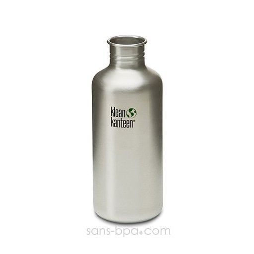 Gourde inox 1200 ml SILVER