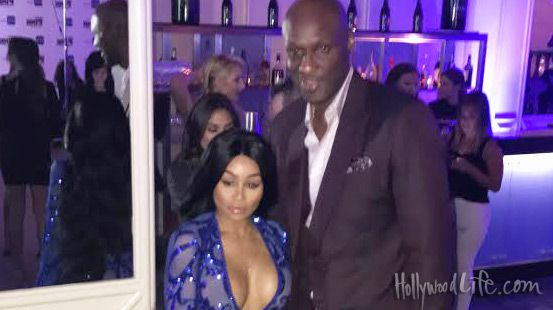 Kardashian Exes Blac Chyna & Lamar Odom Unite After Dramatic Splits From Rob & Khloe — Pics https://tmbw.news/kardashian-exes-blac-chyna-lamar-odom-unite-after-dramatic-splits-from-rob-khloe-pics  WTF?! Rob and Khloe Kardashian's exes, Blac Chyna and Lamar Odom, were both at theiGo.Live event on July 26 and even posed for photos together! HL was there and got EXCLUSIVE pics of Blac and Lamar!The iGo.Live launch event in Beverly Hills brought two very famous Kardashian exes together. Blac…