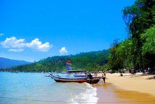 Pantai Bungus-Sumatra Barat