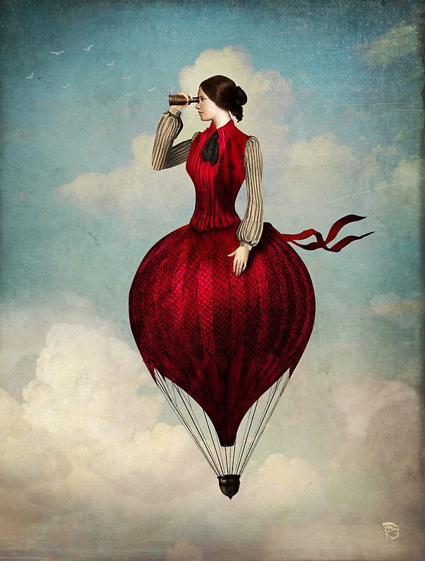 The Pleasure of Travelling  by Christian Schloe
