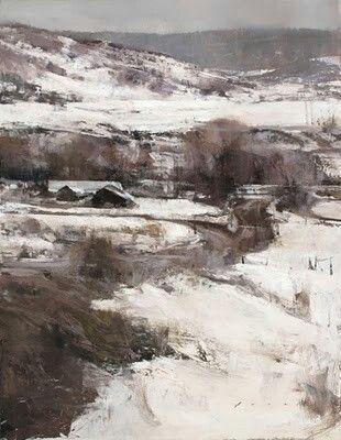 """Farm on Thistle Creek"" - Douglas Fryer"