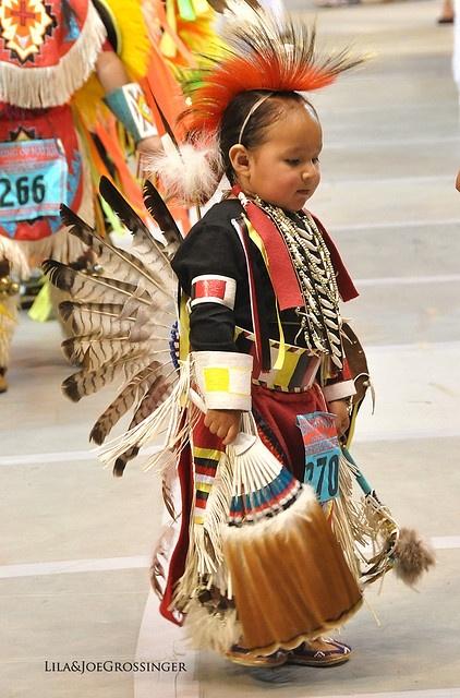 Very Young Indian Dancer by Birdman of El Paso, via Flickr