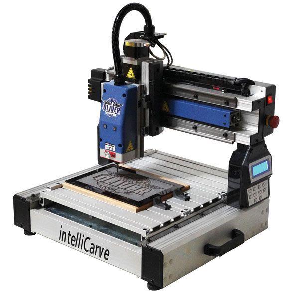 "Buy Oliver 13"" intelliCarve CNC Carving Machine at ..."