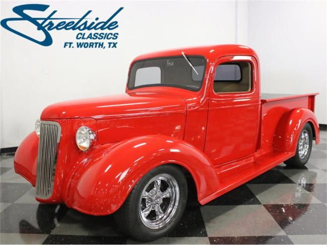 1937 Chevrolet Pickup In Ft Worth Texas 1930 1939 Antique