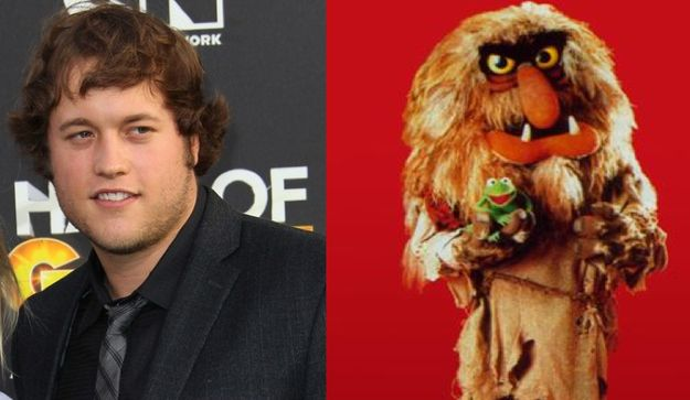All 32 NFL Quarterbacks and their Muppet Dopplegangers.  I laughed until I had an asthma attack!