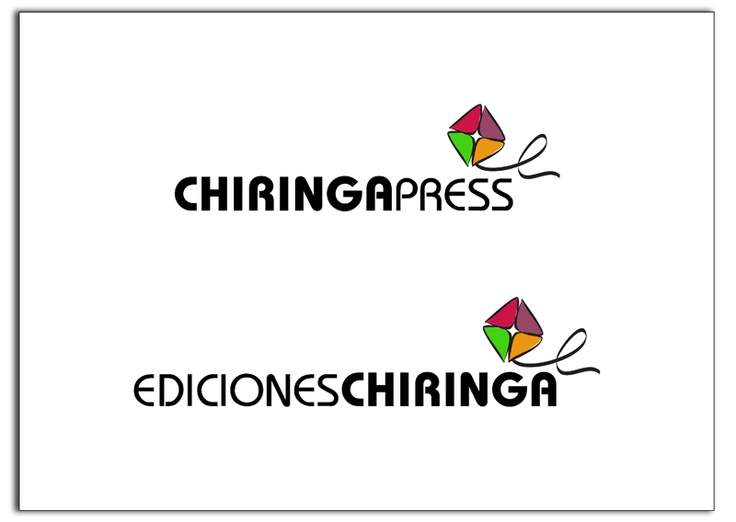 logo for chiringa press