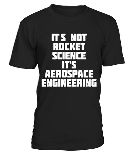"""# It's Not Rocket Science It's Aerospace Engineering 