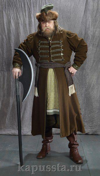 Генерал стрелецкий