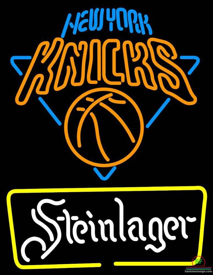 Steinlager New York Knicks Neon Sign NBA Teams Neon Light