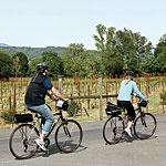 cycling thru sonoma