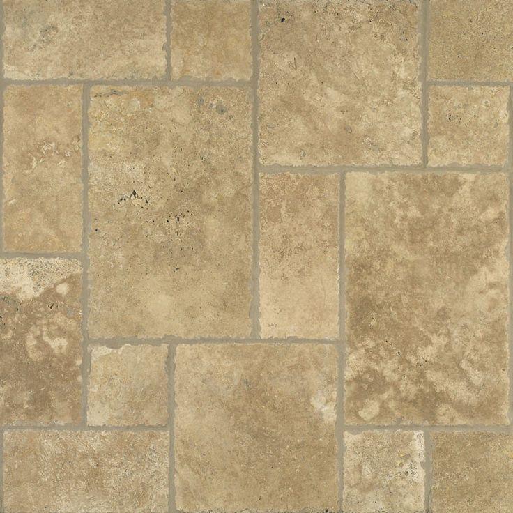 tile patterns | ... Chiseled Pattern Natural Stone Travertine ...