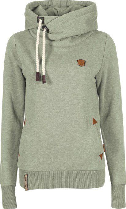 Amazon.com: Naketano Darth III Girls Hoodie Hoody Sweater Damen Womens: Clothing