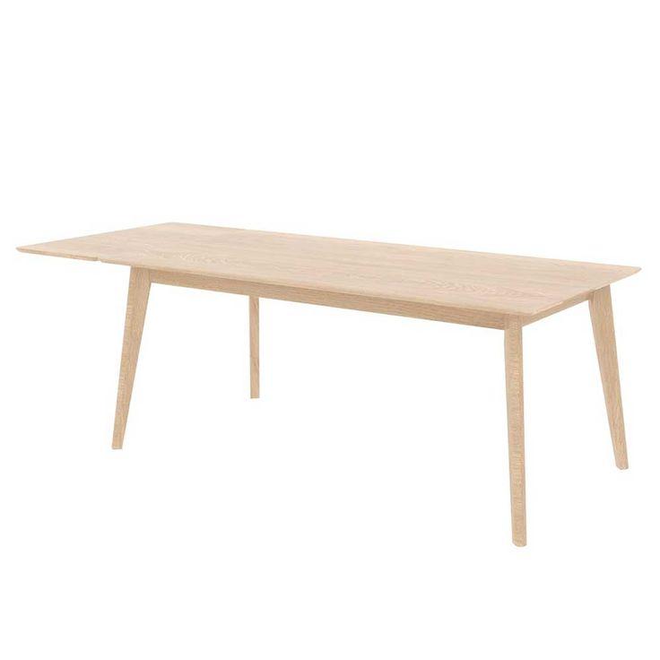 Tisch aus Eiche teilmassiv ausziehbar Jetzt bestellen unter: https://moebel.ladendirekt.de/kueche-und-esszimmer/tische/esstische/?uid=83b65f46-2c03-566e-bcee-1c159f0c7b7b&utm_source=pinterest&utm_medium=pin&utm_campaign=boards #tischgestell #kueche #esstische #küchentisch #essenstisch #tisch #esszimmertisch #esstisch #eßtisch #küchen #esszimmer #tische