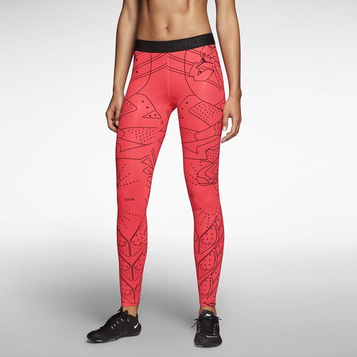 Nike Pro Jordan Sneaker Women's Training Tights.
