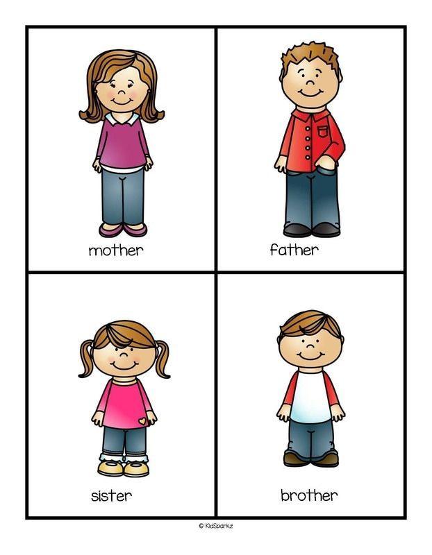 Family Theme Preschool And Family Worksheets For Kindergarten Family Activities Preschool Family Activities Kindergarten Family Tree Kindergarten