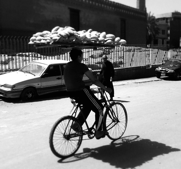 There's something special in everyone...(streets on Cairo, Egypt)