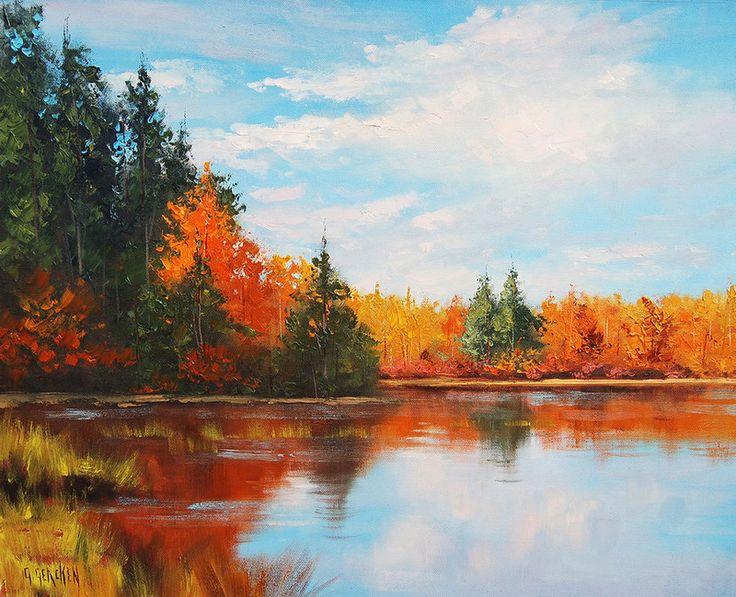 Graham+Gercken+1960+-++Australian+Impressionist+Landscape+painter+-+Tutt'Art@+(44)