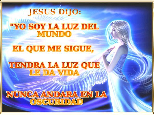 Jesus dijo