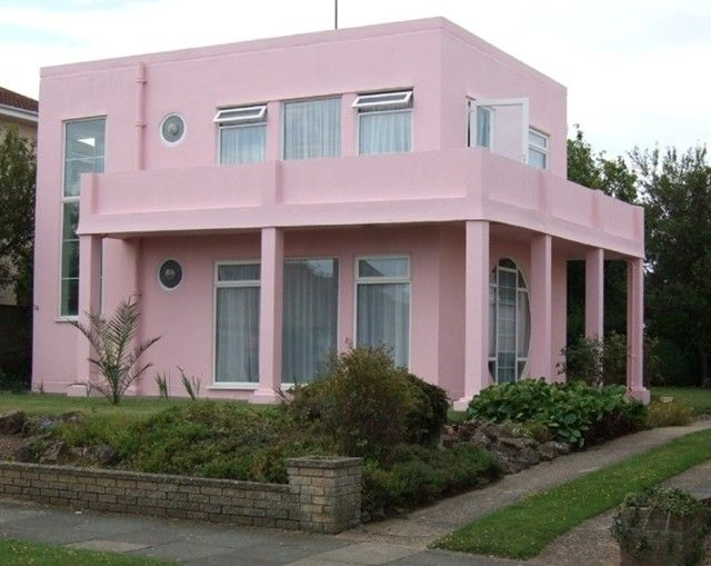 705 Best Pink♡houses Images On Pinterest Pink Houses Dream Houses And Arquitetura