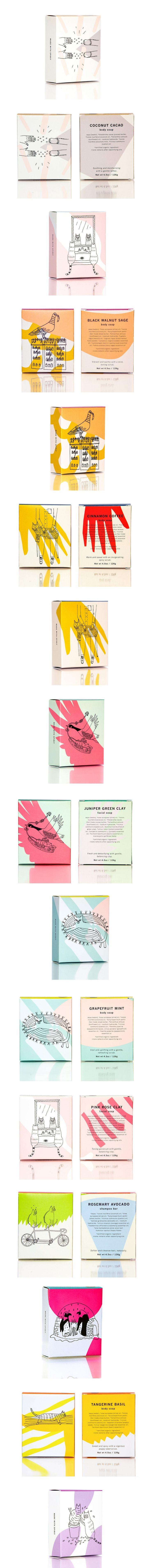 Meow Meow Tweet — The Dieline - Branding & Packaging Design