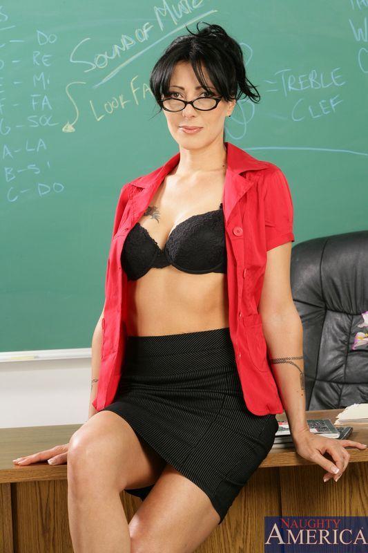 Hot and horny teachers
