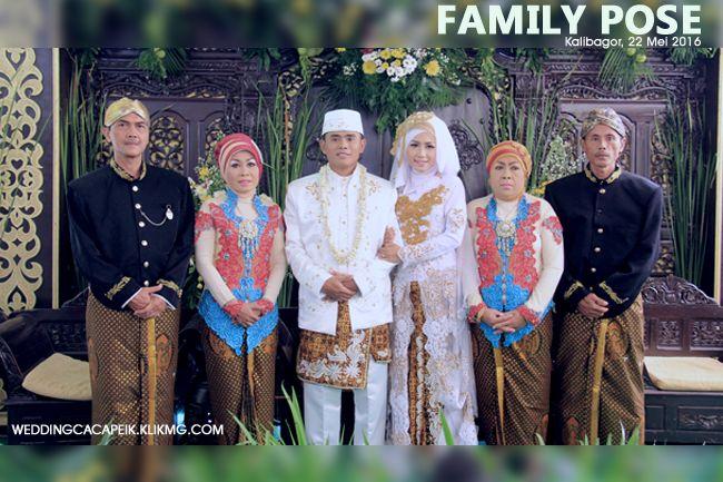 klikmg indonesia: Foto Liputan Pernikahan Chaca & Peik [ 05 - Pose K...