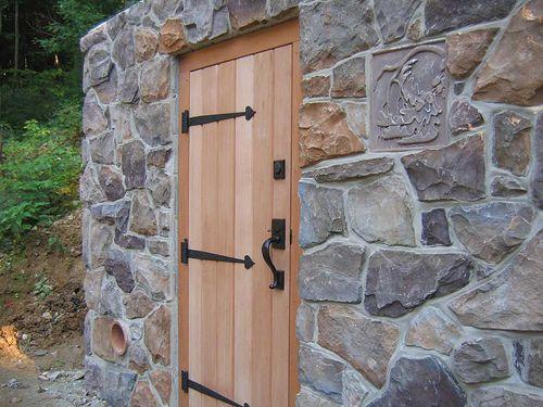 Old Style Root Cellar - Door hung by Neuheimer, via Flickr