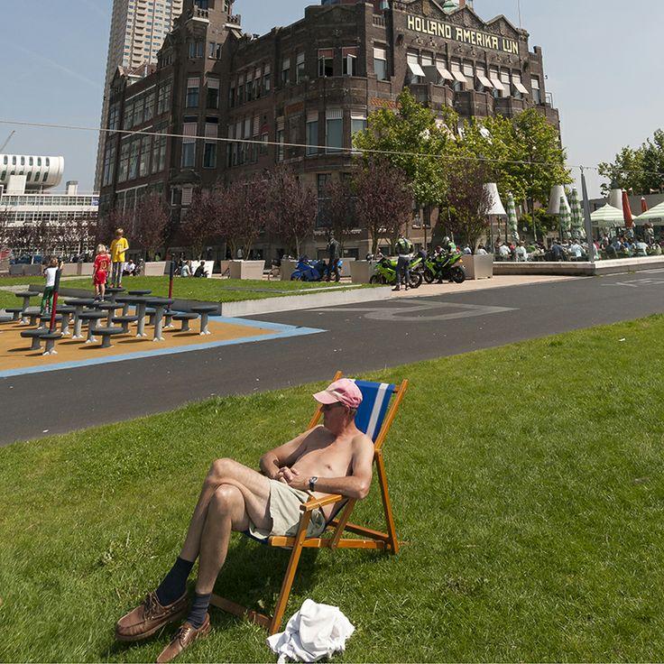 Hotel New York | Gevestigd in het prachtige voormalige hoofdkantoor van de Holland Amerika Lijn | Rotterdam | The Netherlands.   Photo: Peter Schmid
