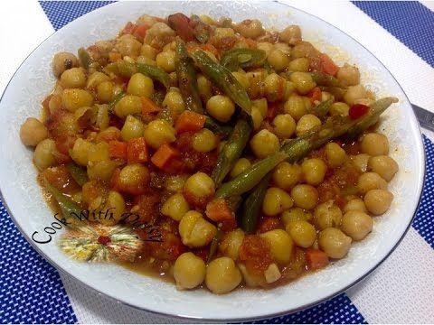 Homemade Chickpea & Vegetable Stew