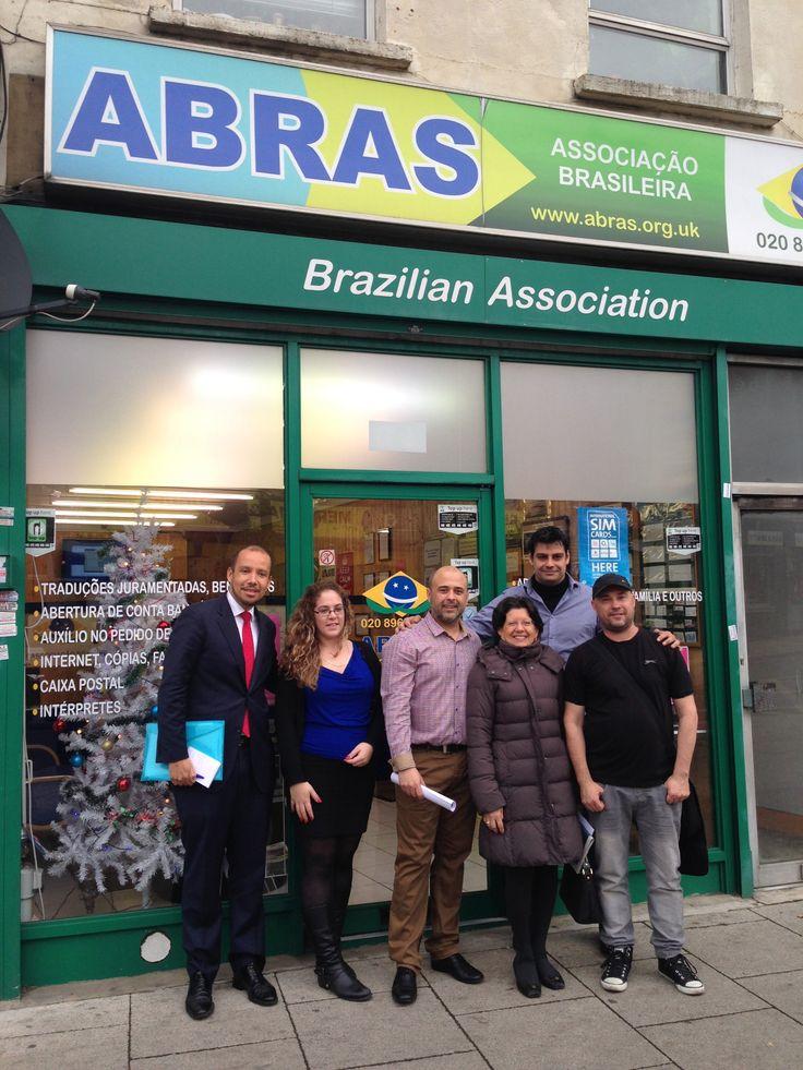 Meeting ABRAS London